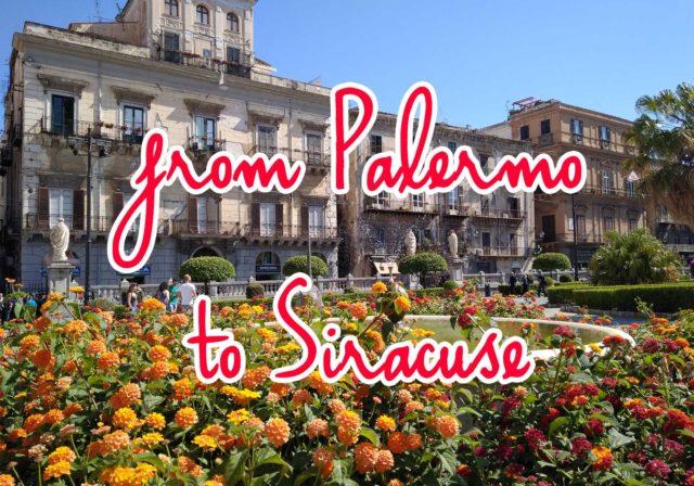 パレルモ→シラクーサへのバス移動について|1日2便のInter Busの乗り方