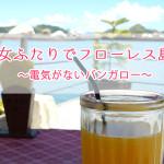 ラブアンバジョの大自然ホテル Coconut Beach Resortのレビュー ★★★