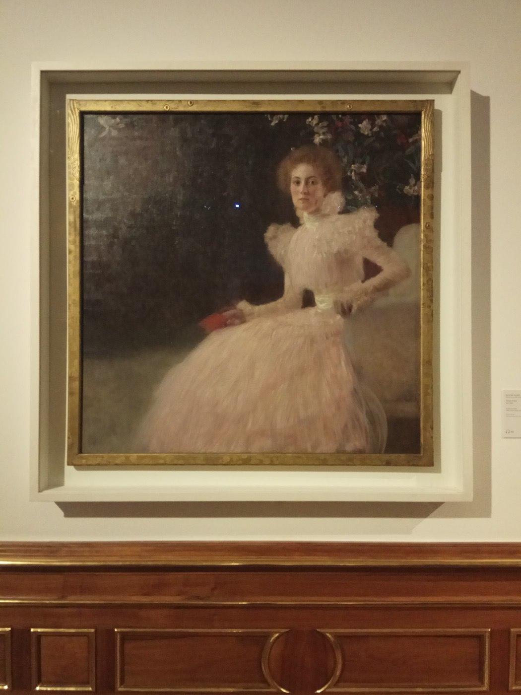 Gustav Klimt|Sonja Knips