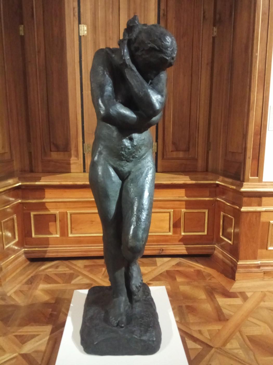 Auguste Rodin|Eve