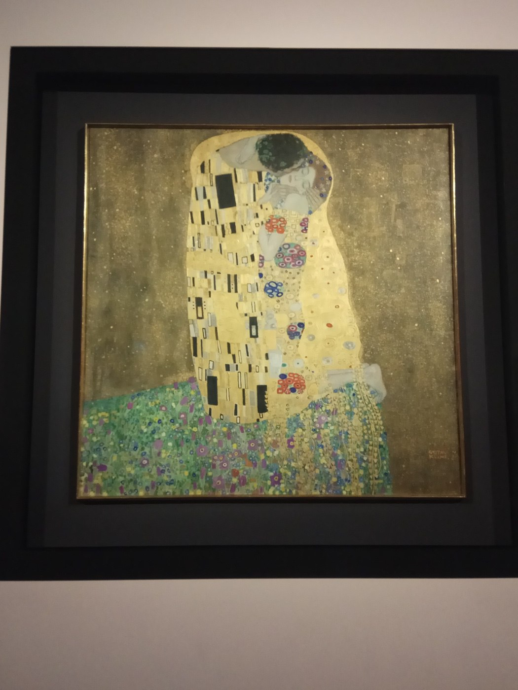 Gustav Klimt|The Kiss