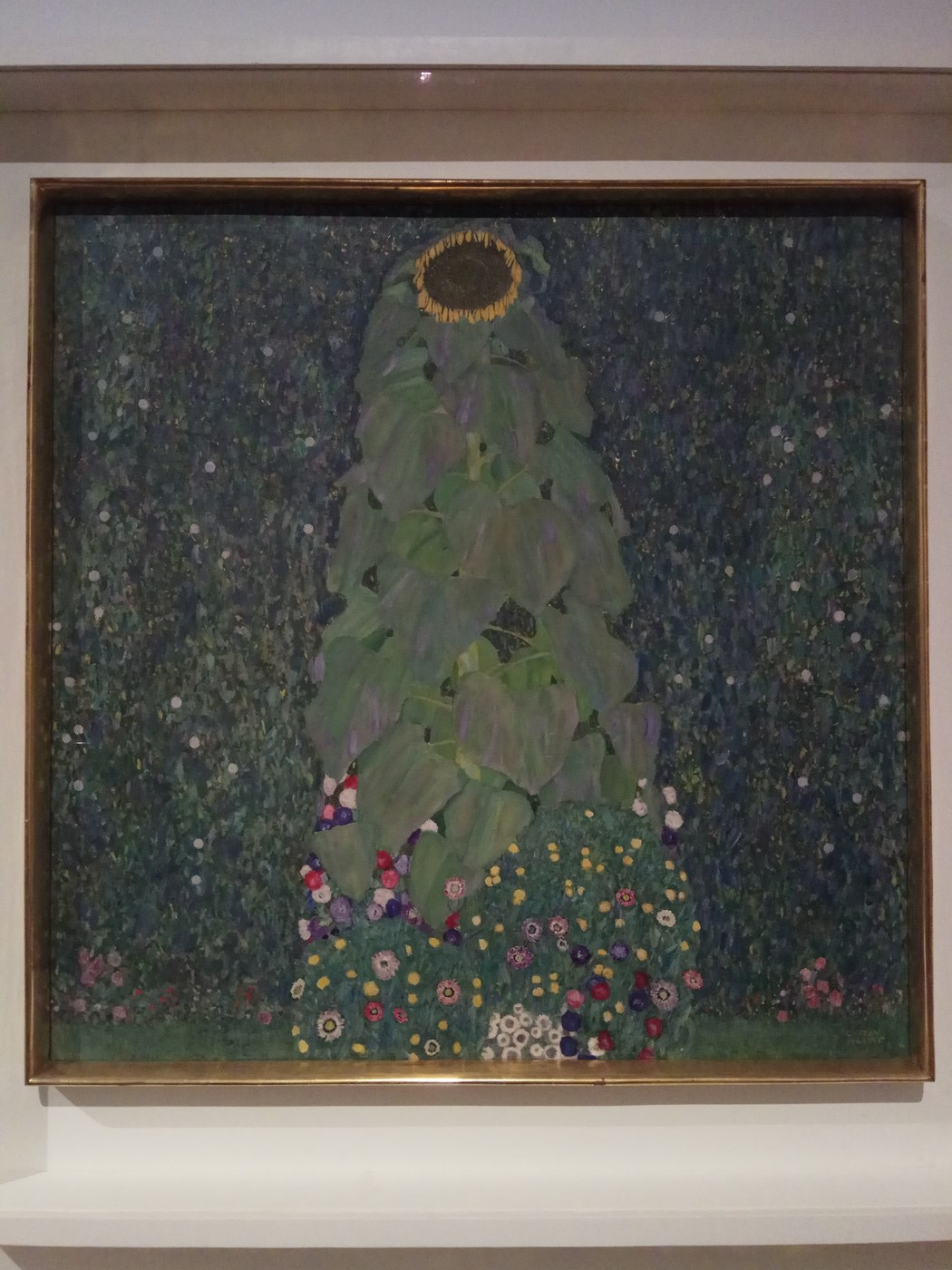 Gustav Klimt|Flowering Poppies