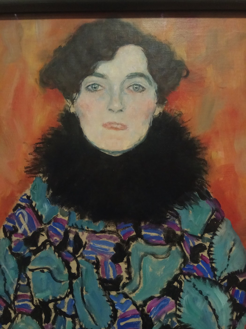 Gustav Klimt|Johanna Staude