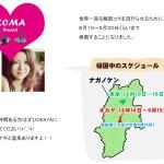 8月10日~9月20日くらいまで日本に帰ります