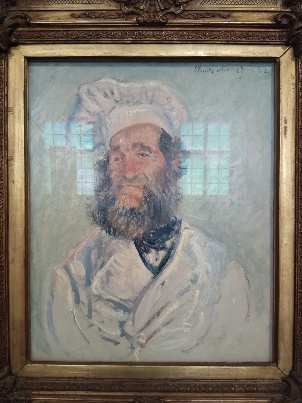 Claude Monet|The Chef