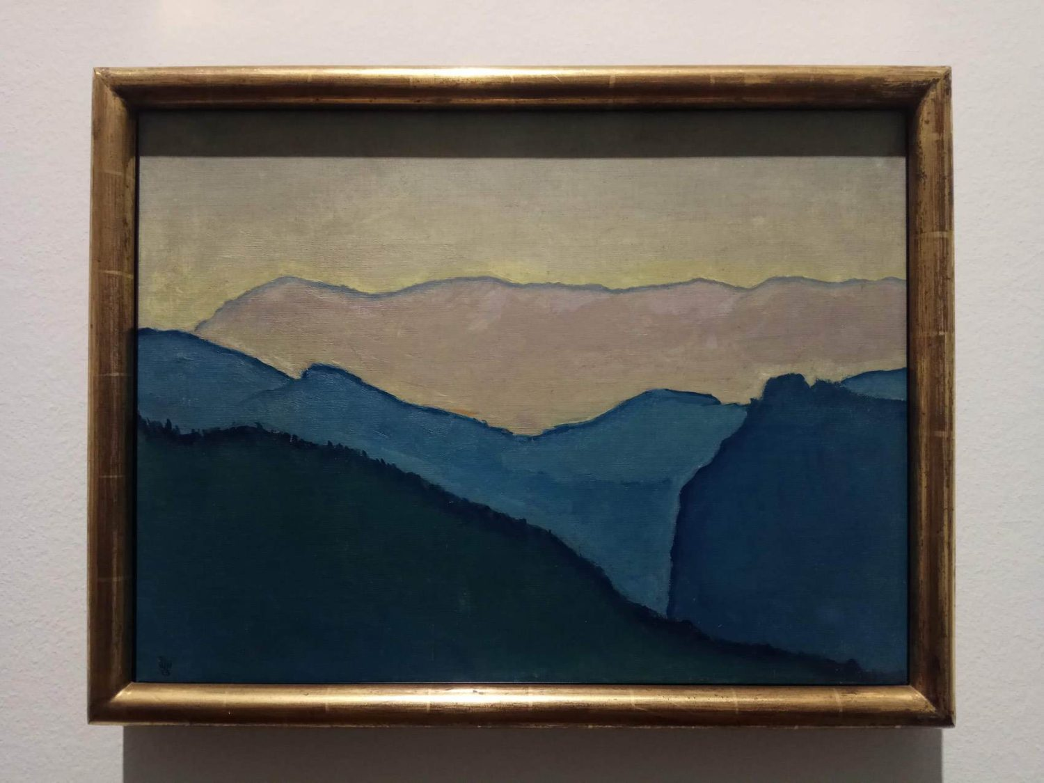 Koloman moser|Mountain ranges