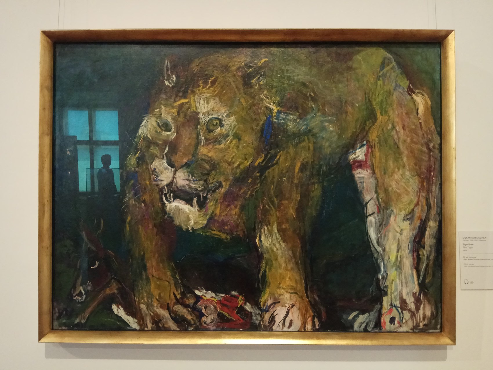Oskar Kokoschka|The Tigon