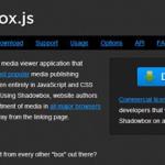 WEBメモ: Shadowbox.js version 3.0.3 を設置しました 2
