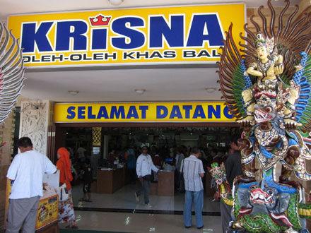 ラヤクタのローカル土産店・クリシュナ(Krisna)に行ってきました!