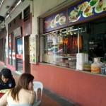 【シンガポール】ゲイランの海南ライス