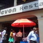 【スリランカ】キャンディ・駅近くにあるDevon Food Court