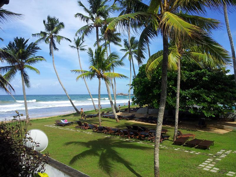 【スリランカ】ヒッカドゥアのビーチ沿い・おすすめしないホテル