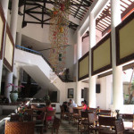 バリ島ホテル: 泊ってきました!クラブミラージュのデラックスルーム@ベノア (朝食&ホテル内)