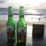 バリ島グルメ: ガネッサカフェ (シーフード)