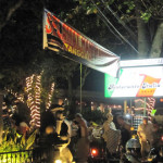 バリ島グルメ: クマラ・パンタイ・レストラン
