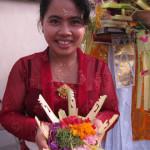 バリ島の祭礼: トンパッ ランデップ(TUMPEK LANDEP)