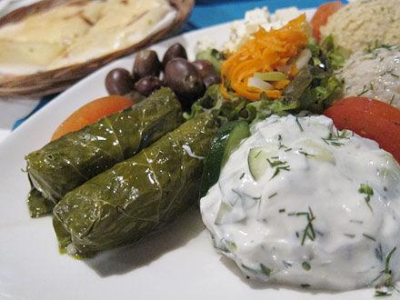 がっつり食べれるギリシャ料理!Mykonos (ミコノス)