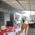 バリ島グルメ: 豚の丸焼き・バビグリンをロコカフェで!!