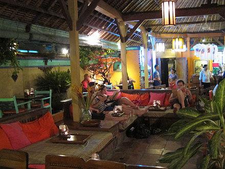 バリ島グルメ: いつ行っても美味。安定感抜群の老舗メキシカン TJ's