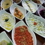 久しぶりのトルコ料理♪チューリップ♪