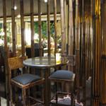 バリ島グルメ: ジンバランのChocolate Cafe でコーヒー