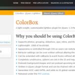 WEBメモ: Shadowbox.js version 3.0.3 を設置しました