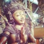 今日は1日バリ島観光!!マス村の木彫り工房