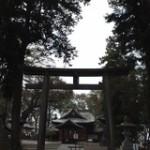 武水別神社です