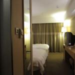泊まったホテル: 台北空港5分のシティスイーツ1