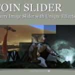おすすめjQuary: COIN SLIDER (Flashライクなイメージギャラリー)