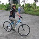 久々サイクリング