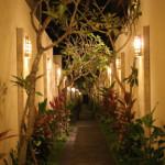 バリ島ホテル: チャングーのプールヴィラ!ブッダ・ガーデン・ヴィラ1