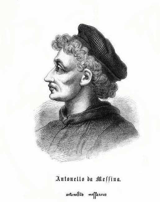 イタリア人画家アントネロ・ダ・メッシーナ