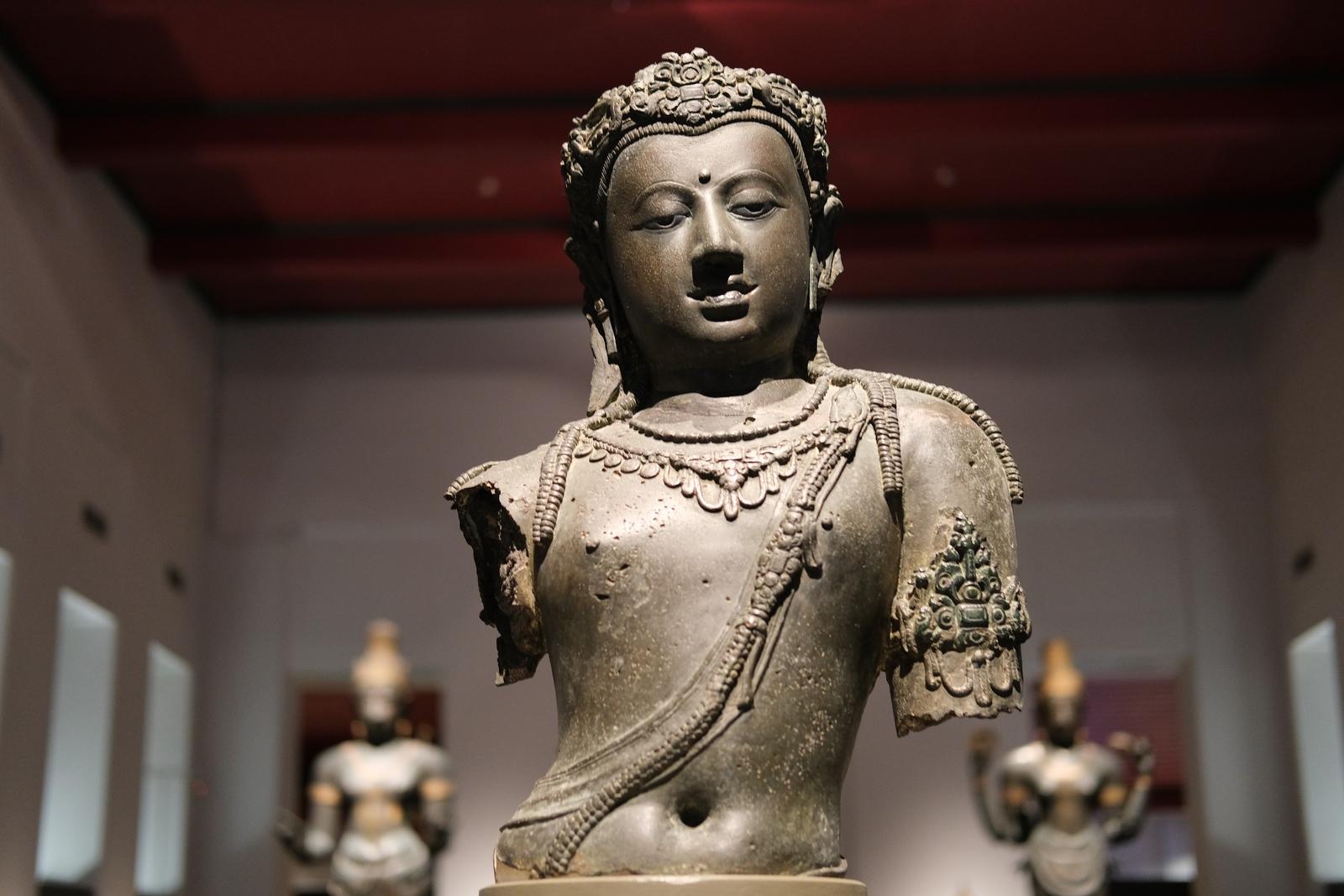 Bodhistavva Avalokiteshvara as Padmapani