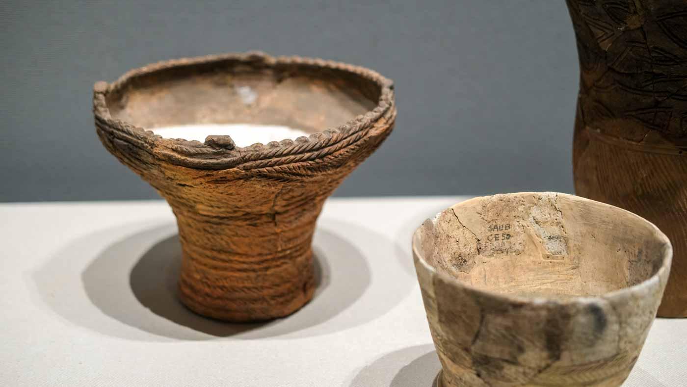 縄文土器 深鉢形