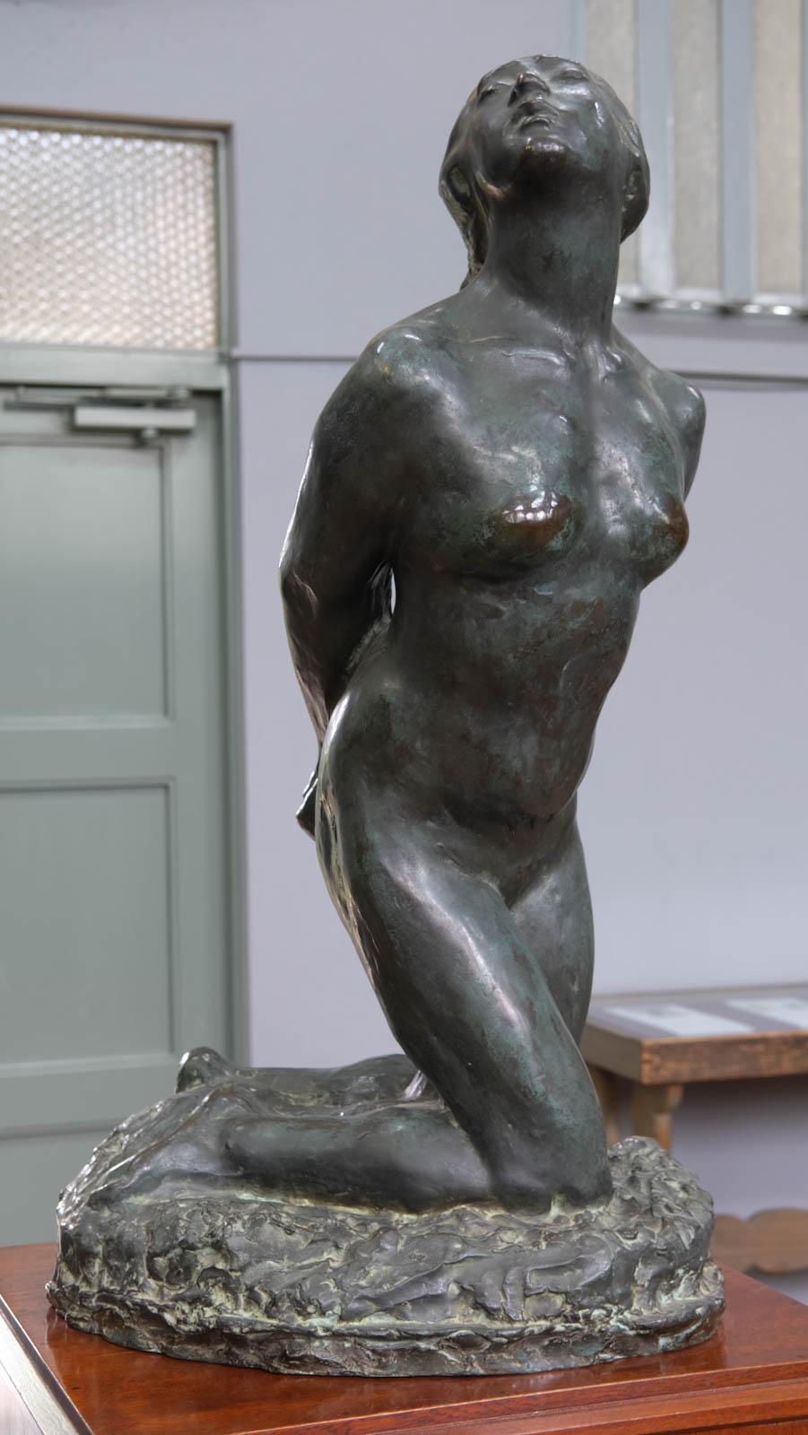 《女》1910年