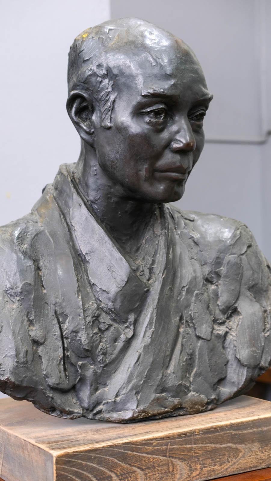 《北條虎吉像》1909年