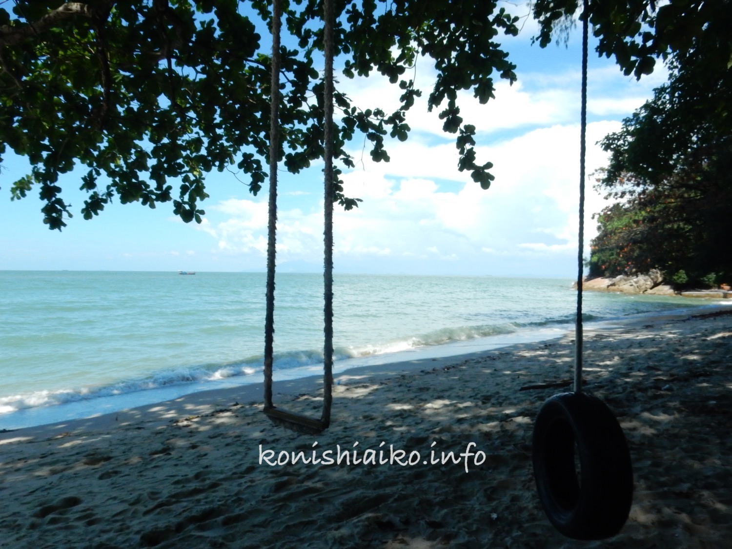 Monkey Beach at Penang National Park