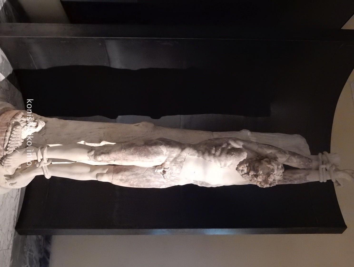 マルシュアースの像