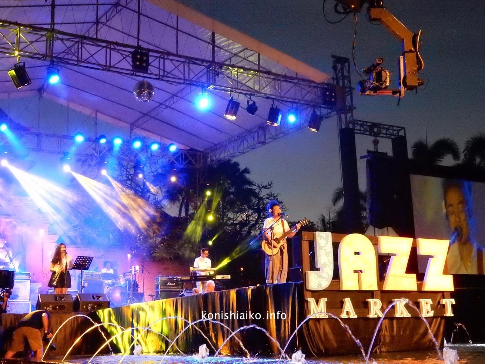 ジャズアーティスト Dhira Bongs (Bandung)