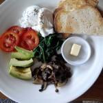 バリ島朝ごはん③ 欧米人に人気のGrocer & Grind (ジンバラン)