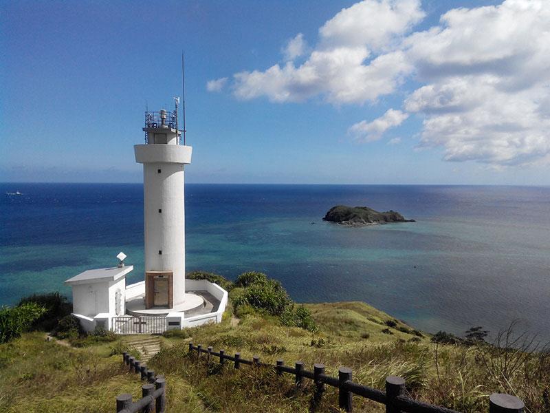 【石垣島観光】平久保崎灯台