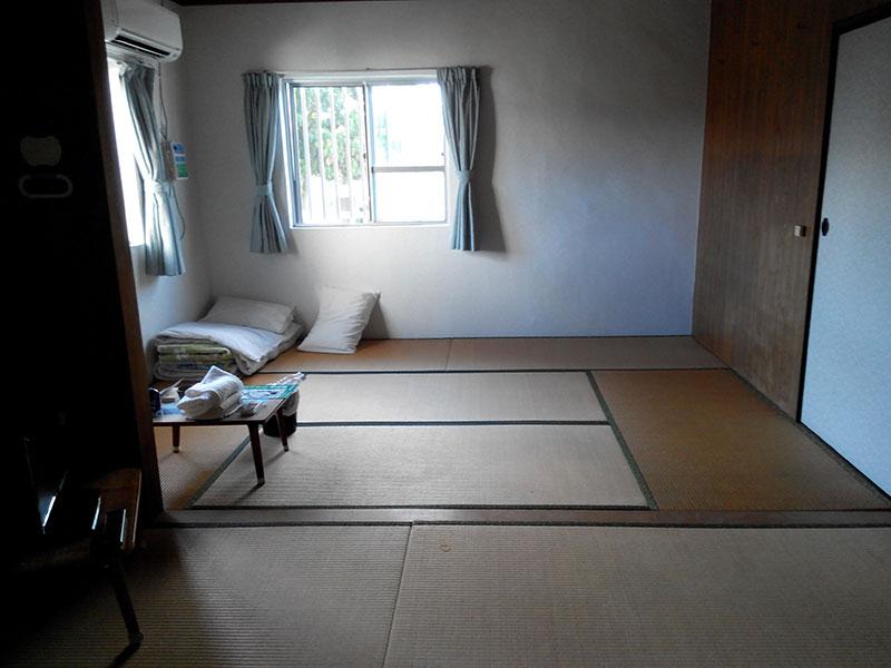 【西表島4】 素泊まり三千円・民宿カンピラ荘のレビュー