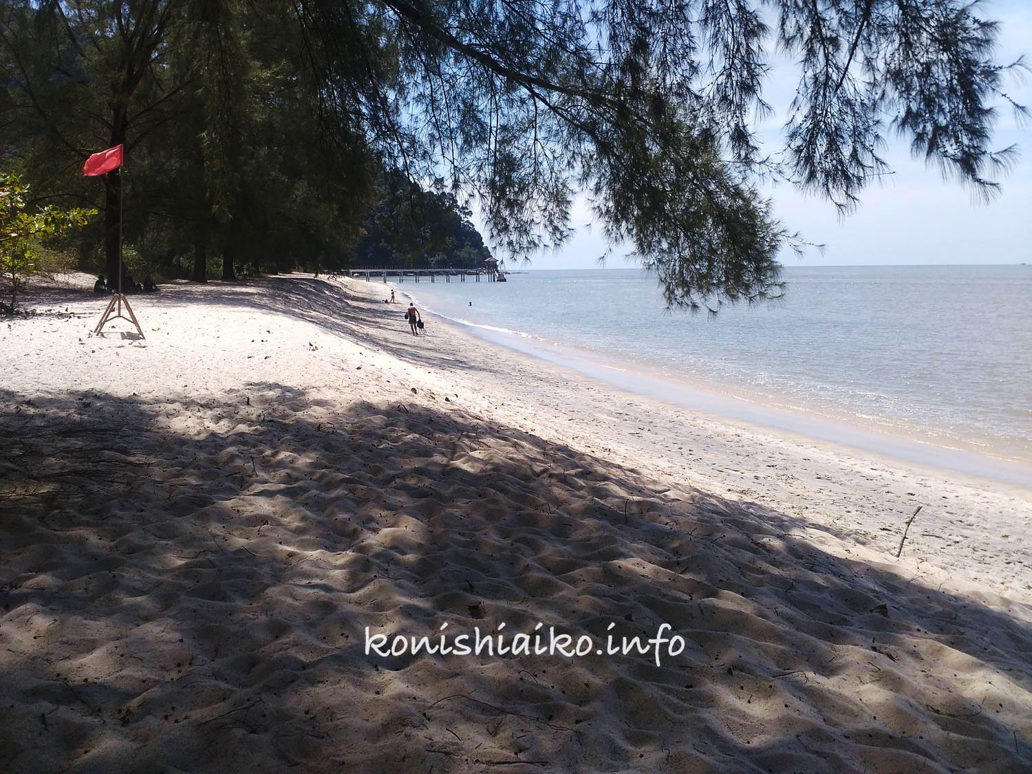 Penang National Parik - Kerachut Beach