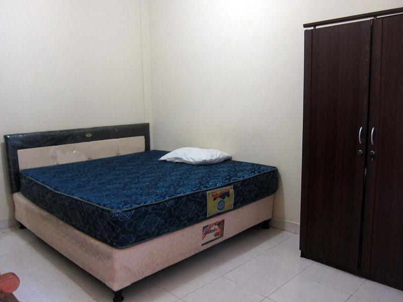 Semi furnished Kost close to Jl. Raya Kuta 1.5 million