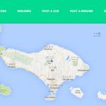 バリ島の求人情報サイトがオープン