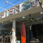 スミニャックのサーフショップ&カフェ Drifter Surf Shop