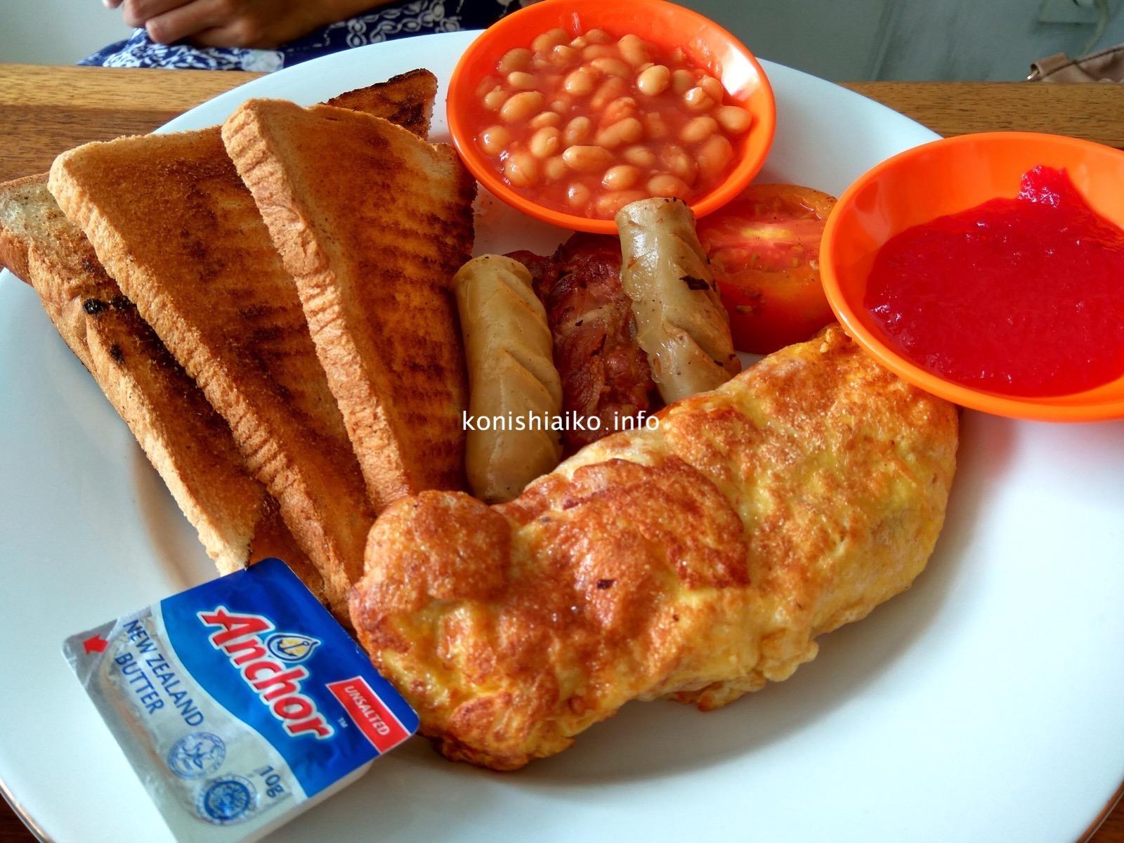 Aussie Breakfast Rp.35,000