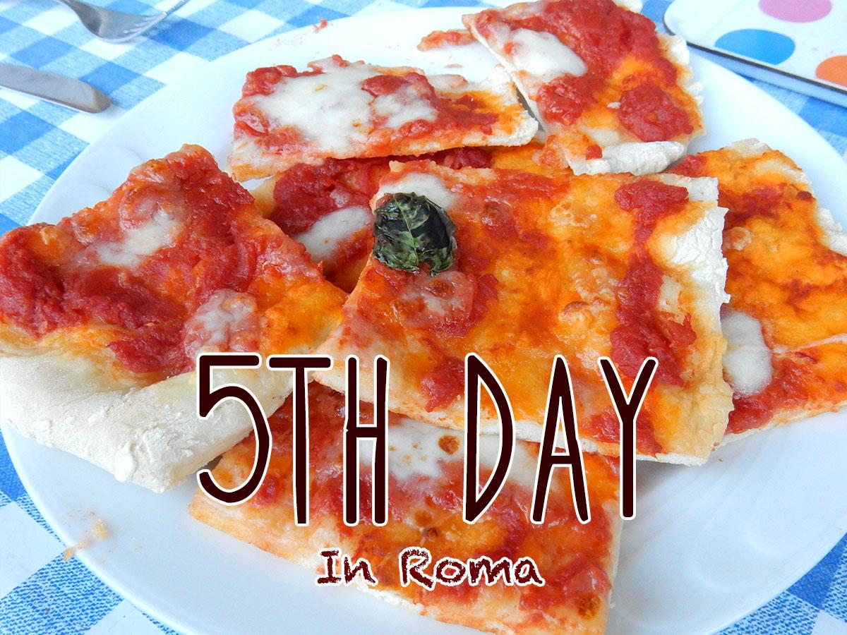イタリア5日目・韓国人宿 → イタリア人ファミリーのお家に移動