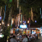 バリ島グルメ: たまにはこういう所も!ラグーナ・レストラン